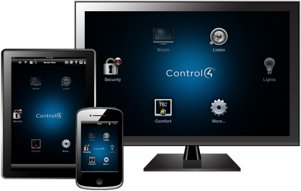 Control4-HomeAutomation